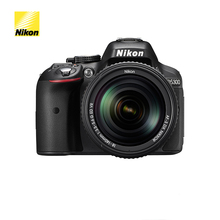 Nikon D5300 DSLR Camera Body Only & Nikon AF-P 18-55mm Lens & Nikon AF-P 18-140mm Lens Brand New(China)