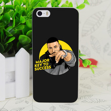 C3467 Dj Khaled Transparent Hard Thin Case Skin Cover For Apple IPhone 4 4S 4G 5 5G 5S SE 5C 6 6S Plus(China)