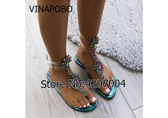 sandalki-japonki-transparentne-zielono-niebieskie-lara (1)