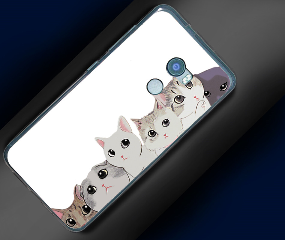 "Soft TPU For Coque HTC One X10 Case Cover Cute Cartoon UV Printing Phone Cases For HTC One X10 E66 Funda Capa For HTC X10 5.5"" 3"