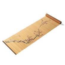 New Fashion Bamboo Table Runner Wedding Tablecloth Runner Vintage Tablecloth Cover Table Decoration Runners 3 Size