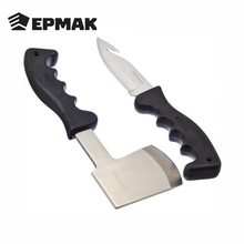 ERMAK Multifuctional outdoor tool set camping axe saw fishing knife hunting knife tactic stainless 633-011