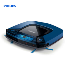 Philips SmartPro Easy Robot vacuum cleaner Ultra-Slim Design 2-step cleaning system FC8792/01