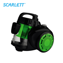 Vacuum Cleaners Scarlett SC-VC80C09 Household Dry Cyclone Cleaner Plastic Brush Carpet for Floor Slit Furniture 1200W 1.5L