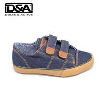 D&A Kids Spuer Shoes For Boy Children Canvas Shoes Boys Laces Up Spring Autumn Sneakers Children Shoes For Boys For Kids()