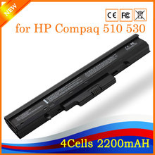Replacement Laptop Battery for HP Compaq 510 530 440264-ABC 440265-ABC 440268-ABC 440704001 441674-001 HSTNN-FB40 HSTNN-IB45(China)