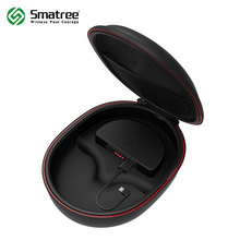 Smatree Charging Case S200 for Wireless On-Ear Headphone Beats Solo2/Solo3 Wireless-(Headphone is NOT included)