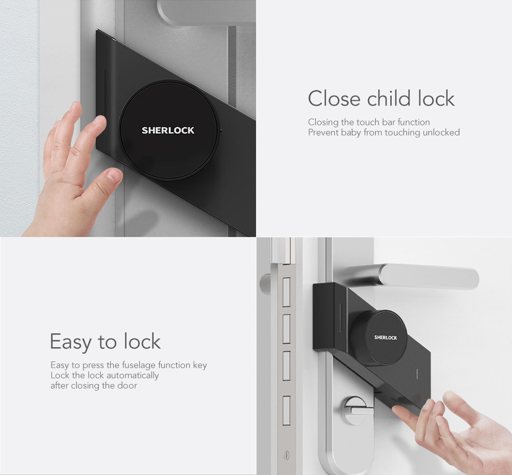 17 Keyless Smart Lock