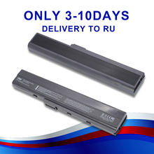 10.8V 5200mAh 6cell Replacement Laptop Battery for Asus A32-K52 X52JG X52JK X52JR X52N A52 A52J K42 K42F K52F RU(China)