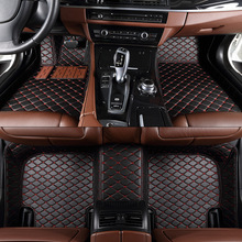 ZHIHUI Custom car floor mats for SUZUKI JIMNY GRAND VITARA LGNIS SWIFT auto floor mats accessories car styling(China)
