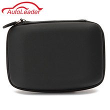 New Arrvial 6 Inch Hard Shell Carry Bag Zipper Cover Pouch for GPS Case TomTom FOR Garmin Sat Nav Navigation Protection Package