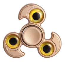 Buy 2017 New Arrival Fidget Spinner Eagle Eye Finger Spinner Metal Hand Spinner Child Adult Relieve Stress Toys Best Gift for $1.36 in AliExpress store