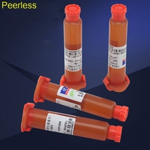 Peerless 1PC 10ml UV Glue LOCA Liquid Optical Clear Adhesive For IPhone Samsung Glass Lens Repair(China)