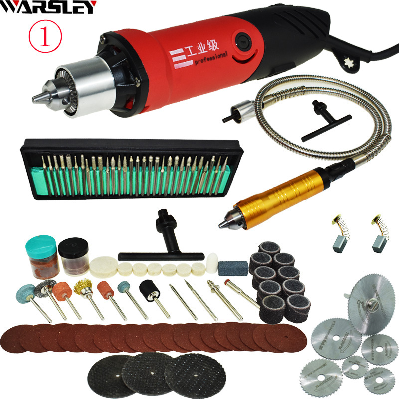 480W Mini Drill DIY Drill Dremel Style New Engraver Electric Electric Drill Engraving Pen grinder Rotary Tool Mini-mill<br>