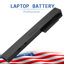 Replacement Brand New Laptop Battery for HP EliteBook 8530p 8530w 8540p HSTNN-LB60 HSTNN-OB60 HSTNN-XB60 14.4V/5200 RU