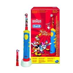 Электрическая зубная щетка для детей Oral-B Mickey Kids
