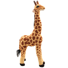 Fashion New Stuffed Simulation Giraffe Plush Toys Birthday Gift Simulation Giraffe Plush Toys