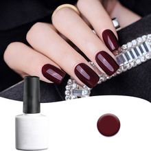 PVADCOL Gel Nail Polish 5ml Sample Gorgeous Cherry Red Color Nail Gel Soak off UV LED Nails Varnish Manicure Art