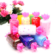 Fancyqbue Gift Towel Creative Lovely Mini Candy Cup Cake Towel Cotton 20*20CM Hand Towel Face Towel Party Gifts Home Textile(China)