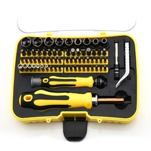 Buy 70 1 Combination Screwdriver Tool Set Repair Assembly Tools Computer Phone Hardware Tools Disassembly Screwdriver Set for $28.00 in AliExpress store