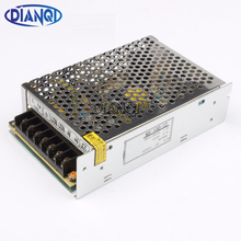 DIANQI power supply 100W 12V 8.3A power suply unit 100w 12v mini size din led ac dc converter ms-100-12(China)