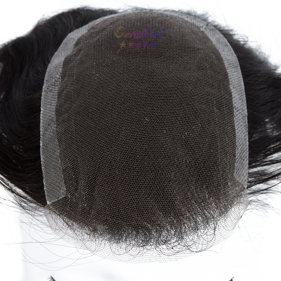 human hair toupee (4)