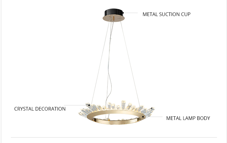 e (4)pendant lamp modern