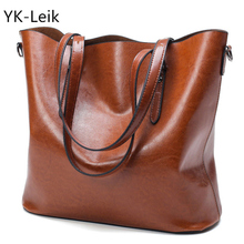 YK-Leik New Arrival Patent Leather Polyester New Women Shoulder Bags Famous Brand Designer Handbag Solid Women's Messenger Bag(China)