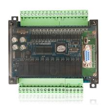 FX1N 30MR PLC Control Board for Mitsubishi PLC 32-bit 16 input 14 output Module 24VDC Relay Output RS232 RS485 Modbus w. Case(China)