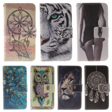 PU Leather Cell Phone Case For flip Samsung Galaxy A7 2016 A 7 710 6 A76 A710F A710FD A710F/DS SM-A710F Silicon TPU Stand Covers(China)