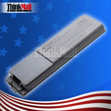 Battery For Dell Inspiron 500m 510m 600m Latitude D500 D505 D510 D520 D600 D610 Precision M20 Mobile Workstation M20 D530(China)
