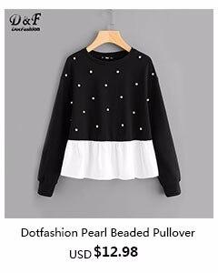Dotfashion- Pearl Beaded