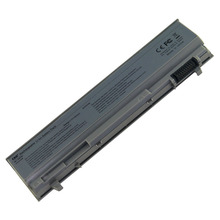 50pcs 11.1V/5200 6cell Brand New Battery For Dell Latitude E6400 E6500 M2400 Precision M2400 DE-E6400(China)