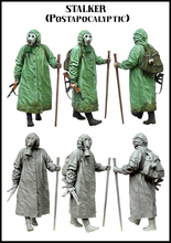 1/35 Resin Figure Model Kit soldiers-E118 Unassambled Unpainted(China)