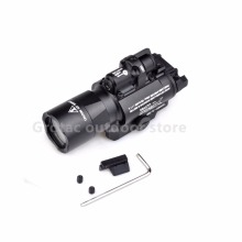 Element SF X400 CREE Ultra High Output LED Pistol M4 Rifle Flashlight Red Dot Laser Combo Sight 20mm Picatinny Rail Mount(China)