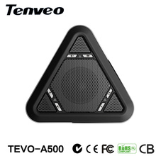 TEVO-A500 Factory providing for video conferencing omnidirectional microphone speaker with 5m pick up radios