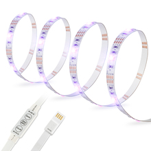 "80""Bias Lighting for HDTV USB Powered TV Backlighting Home Theater Accent lighting Kohree Led Strip Light MultiColor RGB(China)"