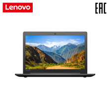 "Laptop Lenovo IdeaPad 110-15ACL / 15.6"" HD / E1-7010 / 4Gb / 500Gb / AMD Radeon R2 / noDVD / DOS / Black (80TJ004JRK)"