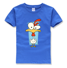 Buy duck printing kids short sleeve t shirts brand homme t shirt children 2017 summer new fashion tops t-shirt kids boys girls shirt for $4.45 in AliExpress store