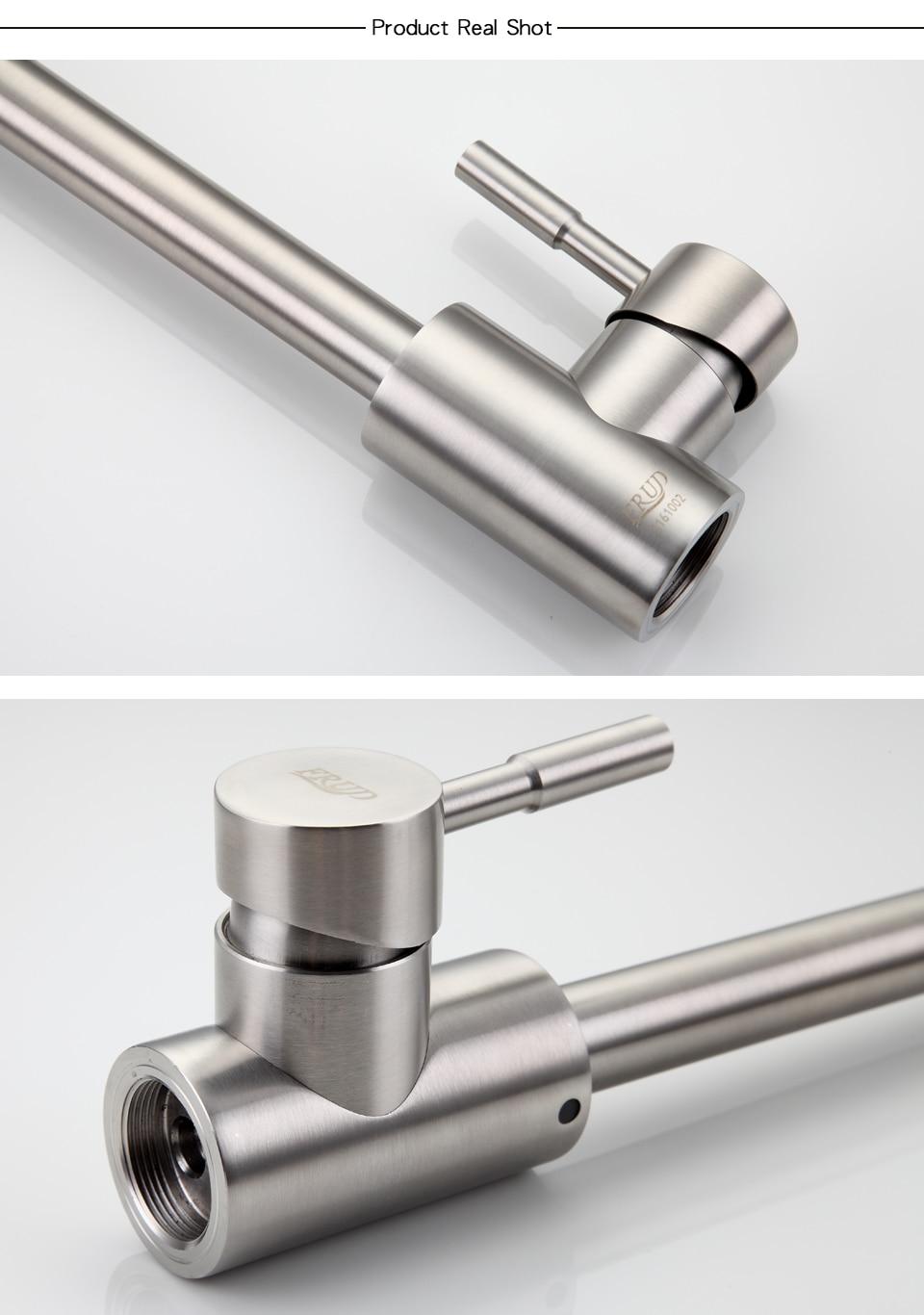 stainless steel tall Kitchen sink 9