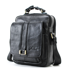 CROSS OX Genuine Leather Men's Shoulder Bag SL053