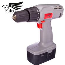 FALCO DRILL-SCREWDRIVER BATTERY Electric Screwdriver Household Electric Tool hand drill sale high quality free shipping 646254
