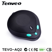 TEVO-AQ2 USB audioo conference omnidirectional mircophone speaker supports QQ, SKYPE and other voice software(China)
