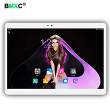 10.1 inch Octa Core 3G 4G LTE Tablet Android 6.0 RAM 4GB ROM 64GB 8.0MP Dual SIM Card Bluetooth GPS Tablets pcs 1920*1200 MT8752(China)