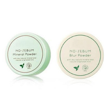 New Makeups Powder Loose Powder Face Makeup Waterproof Loose Mint Invisible Pore Oil Control Brightening Lotion Powder