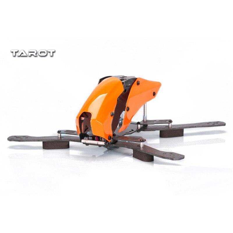 Tarot TL280H 280mm Semi-carbon FPV Racer Frame Kit for 6 inch 3 Leaves Pro 2204KV Motor 12A ESC For Multicopter Quadcopter Toy<br>