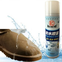 Hot ! New Shoes Nanny Waterproof Spray Shoes Oil Shoe Polish(China)