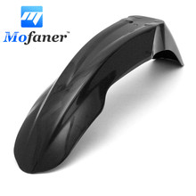 Motorcycle Front Fenders Mudguard Dirt Bike For KTM EXC XC KLX KX RM DR XT YZ WR XR(China)