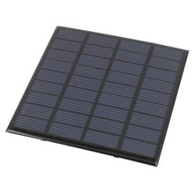UXCELL 9V 2W Diy Polycrystallinesilicon Solar Panel Power Cell Battery Charger 115Mm X 115Mm