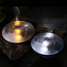 2017 Newest Mini Usb Ultrasonic Moon Shape Air Humidifier Led Night Light Mist Maker Fogger
